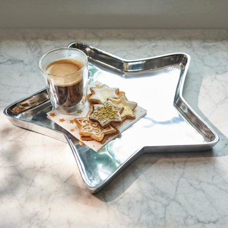 Happy Star serving Tray ø37 cm
